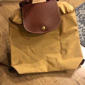 """Longchamp """"Le Pliage"""" backpack"""